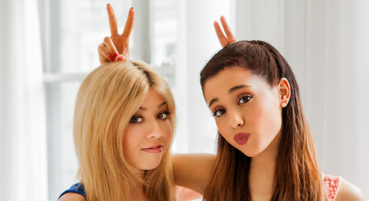 jennette mccurdy and ariana grande relationship status