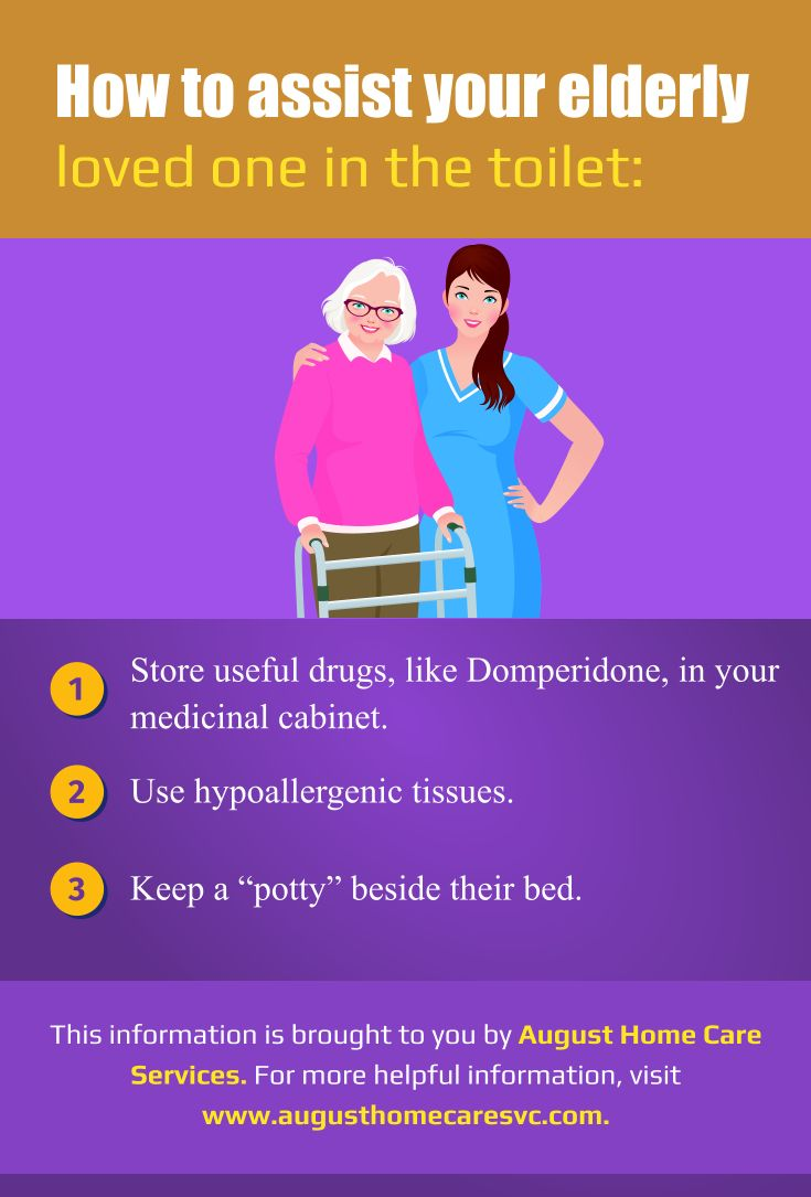 Learn More On How To Assist Elderly Loved One In The Toilet By