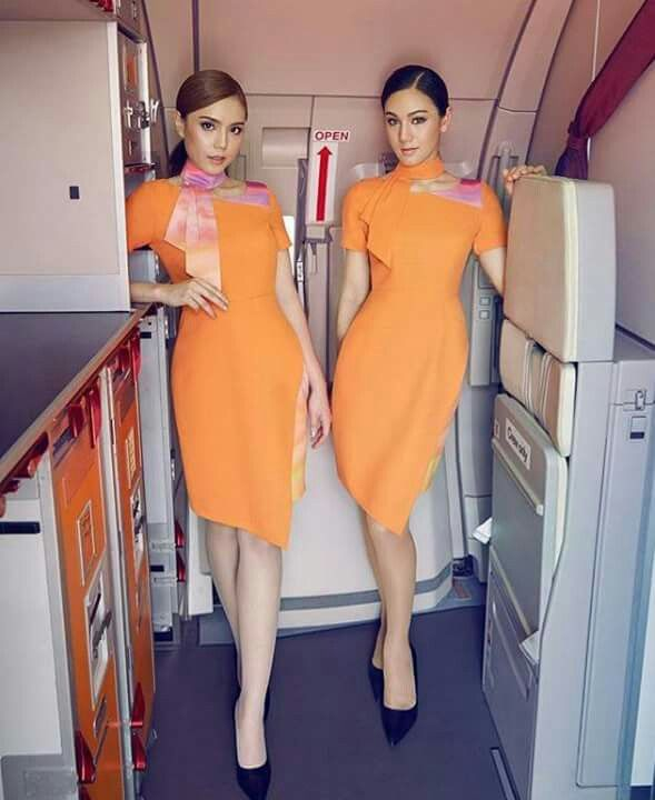 Very simple very smart in 2019 flight attendant for Spa uniform france