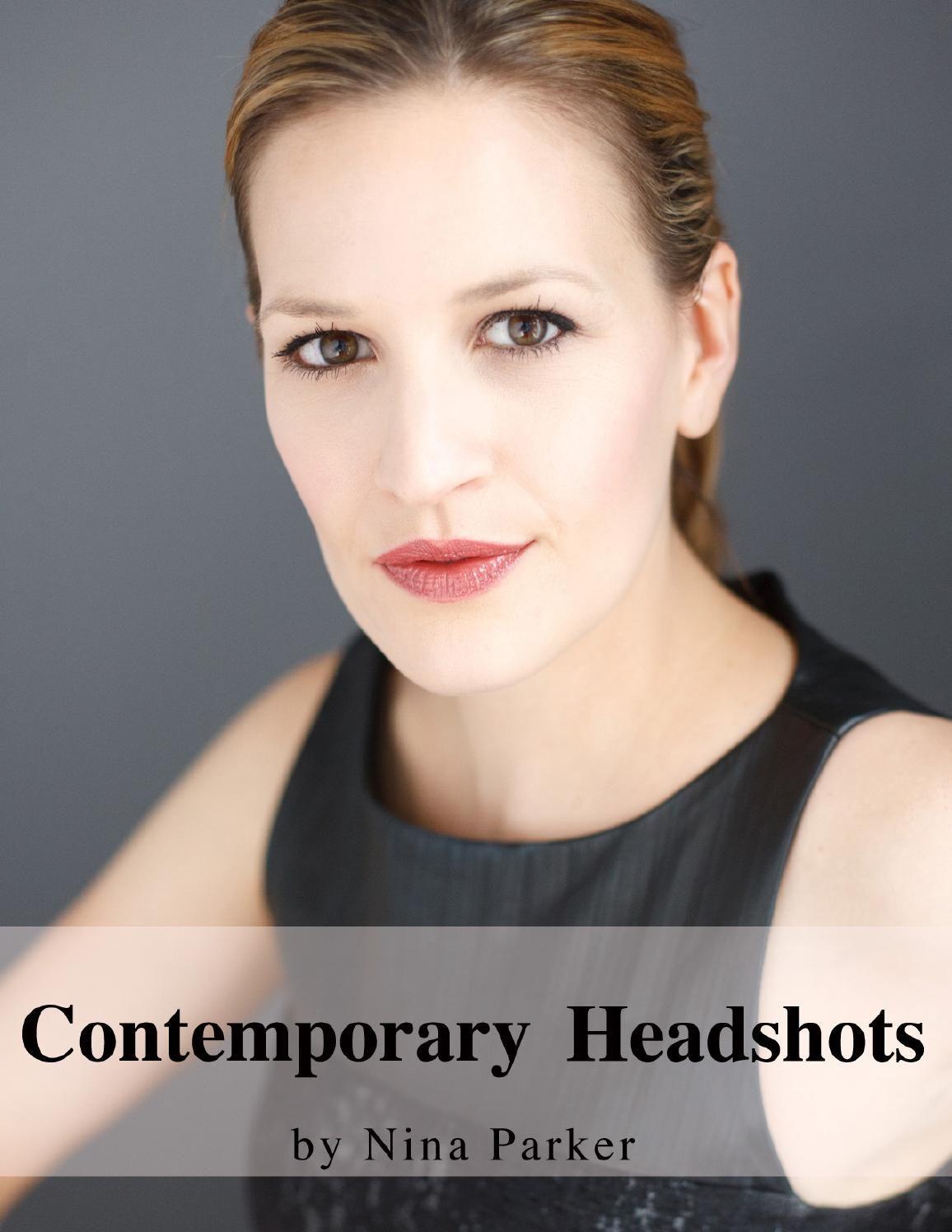 Contemporary Headshots Nina Parker Photography Studio Magazine for Contemporary, Modern Headshots from Nina Parker Photography in Atlanta, GA.