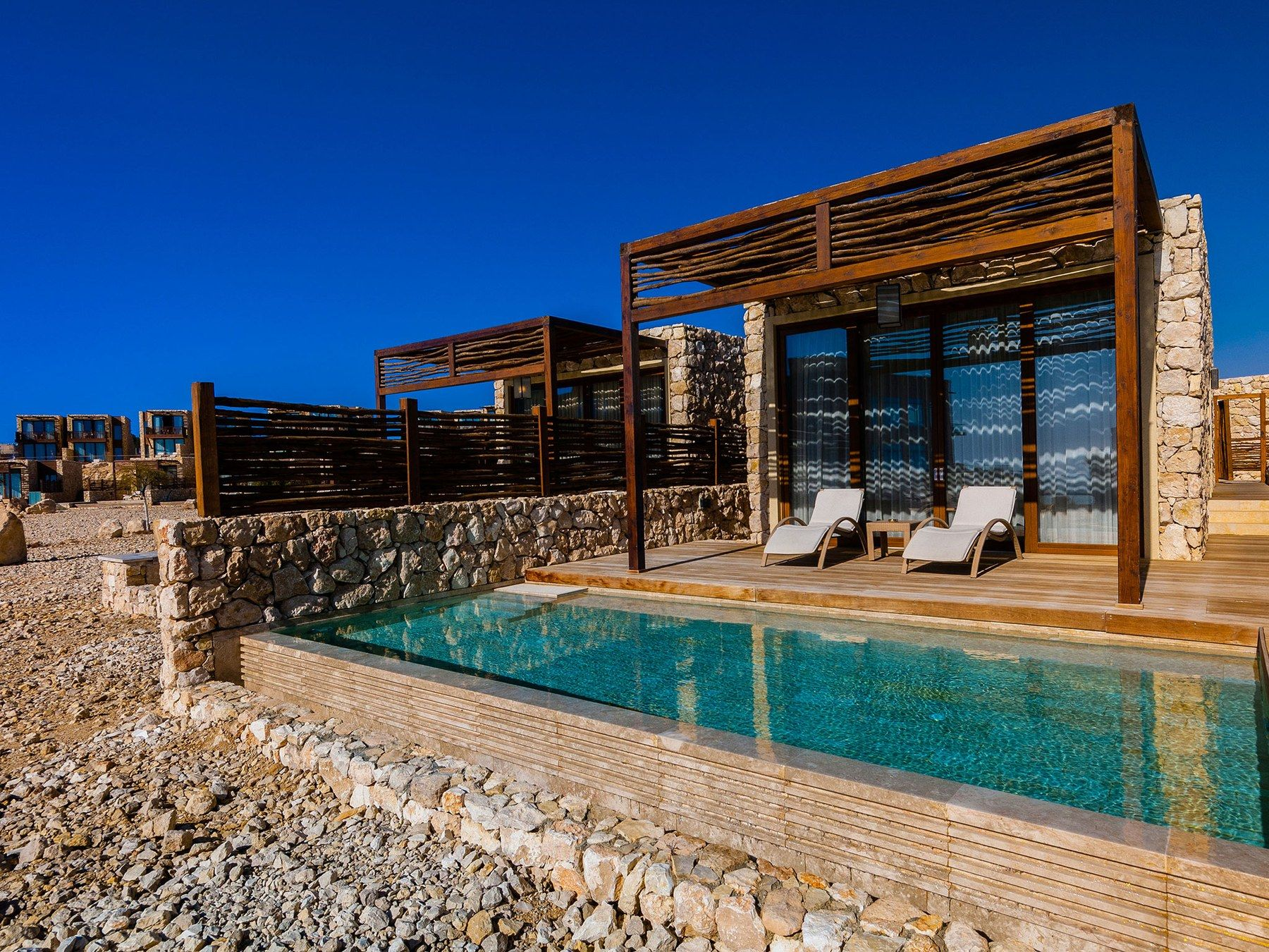 Attractive Mitzpe Ramon, Israel The Beresheet Hotel Is Perched On The Edge Of The  Ramon Crater