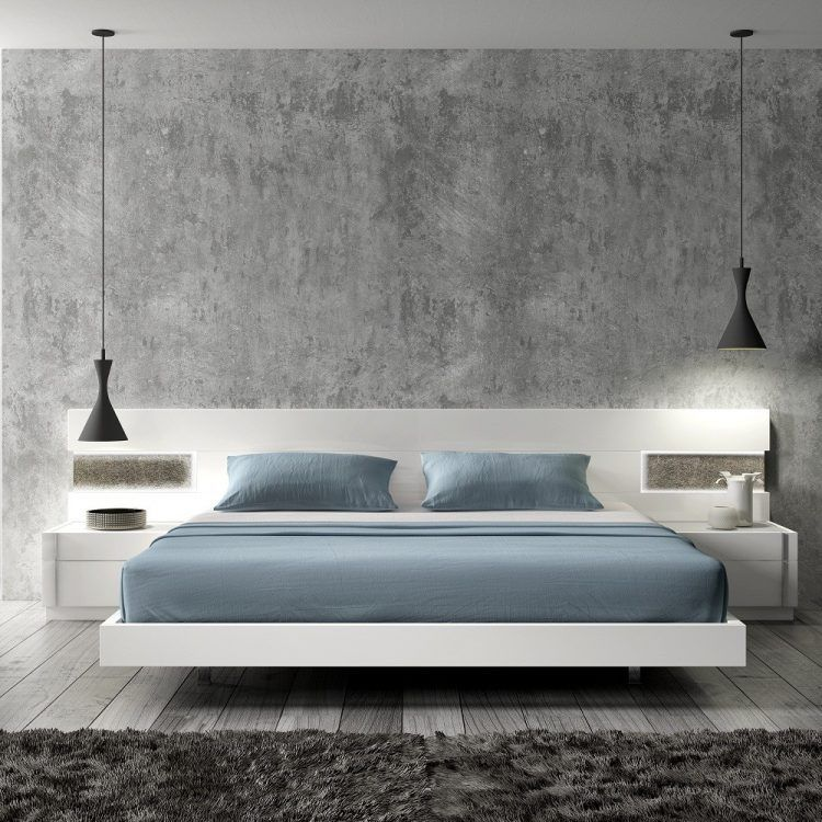 20 Very Cool Modern Beds For Your Room Camas modernas, Camas y Moderno - camas modernas
