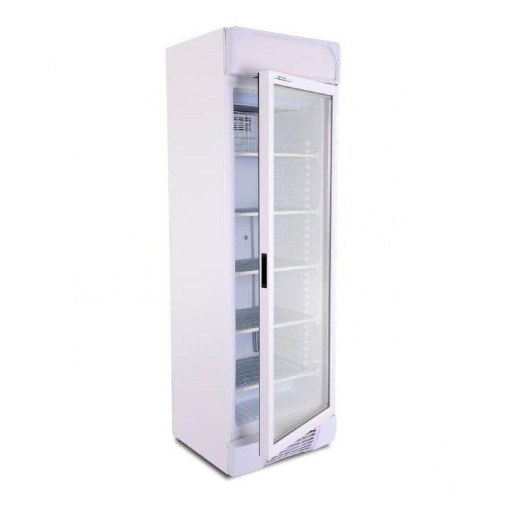 Artikcold UF382G Visicooler Glass Door Display Freezer - L640mm ...