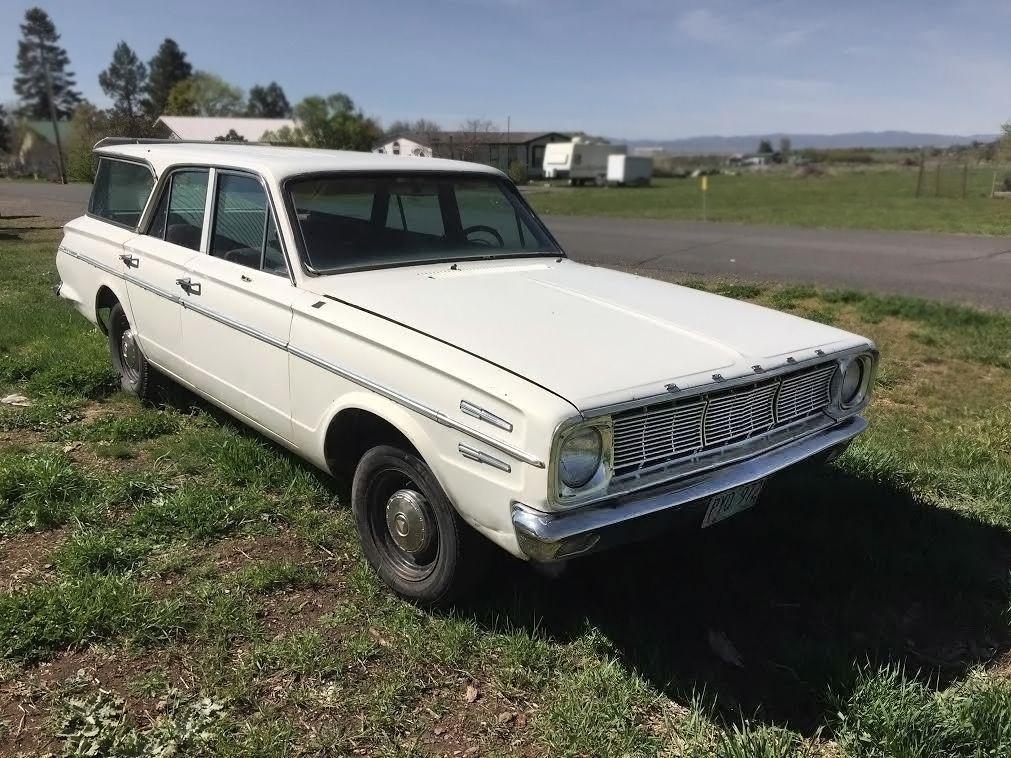 Rocker And Roller: 1966 Dodge Dart 270 Wagon - http://barnfinds.com/rocker-and-roller-1966-dodge-dart-270-wagon/