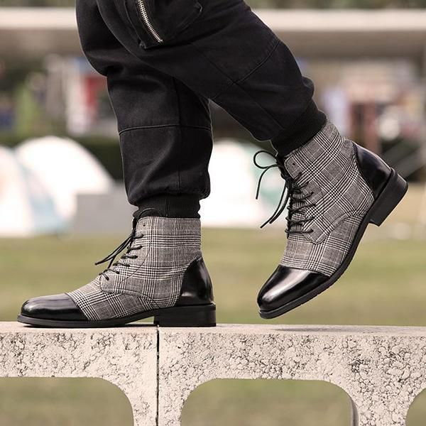 f2f0dc012a546 Florychic British Style Vintage Boots