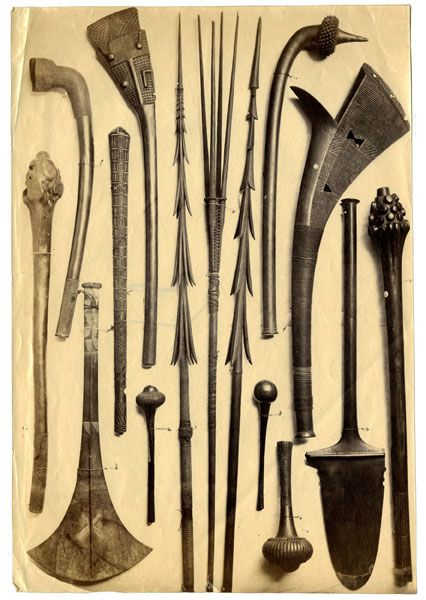 Fijian war club typology. | Design: Typologies | Pinterest | Weapons, Google and Searching