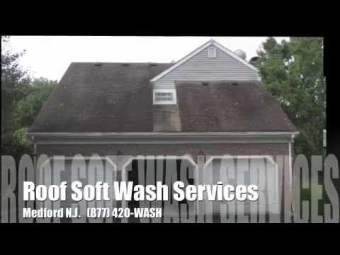 Best Certified Slate Roof Soft Washing In Medford Nj Cedar Roof 640 x 480