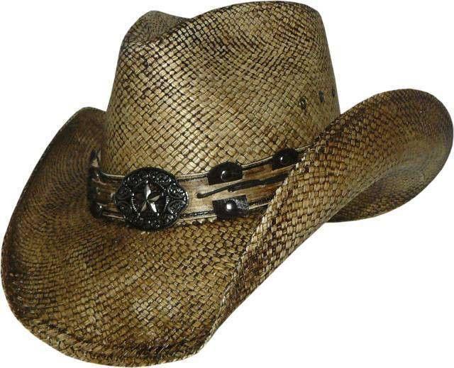 The Weathered Texan Cowgirl Brim