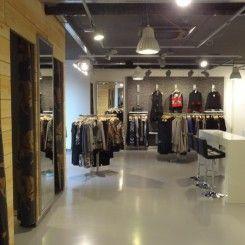 Inrichting van een kledingwinkel - INHOUT