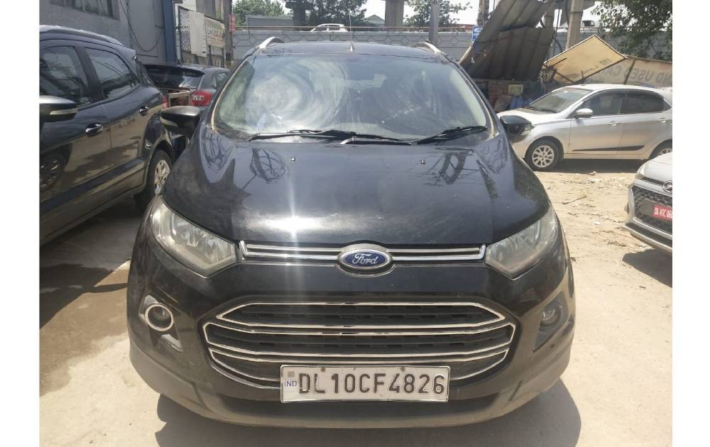 Used Ford Ecosport Available At Tsgcarbazar Com Get Get Condition Certified Second Hand Ecosport At Affordable Price At Tsgc Used Ford Ford Ecosport Used Cars