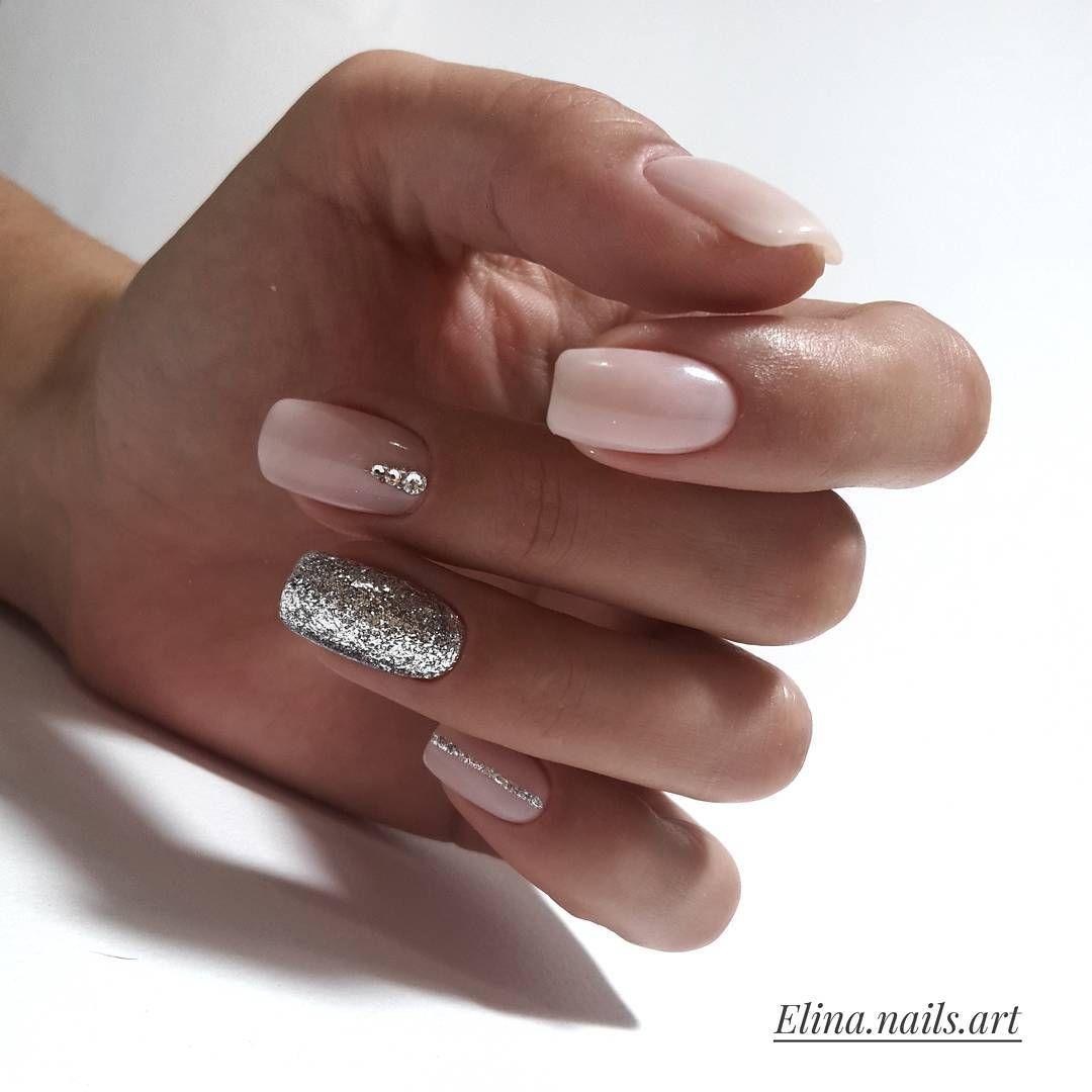 1 129 Curtidas 8 Comentarios Elina Mel Elina Nails Art No