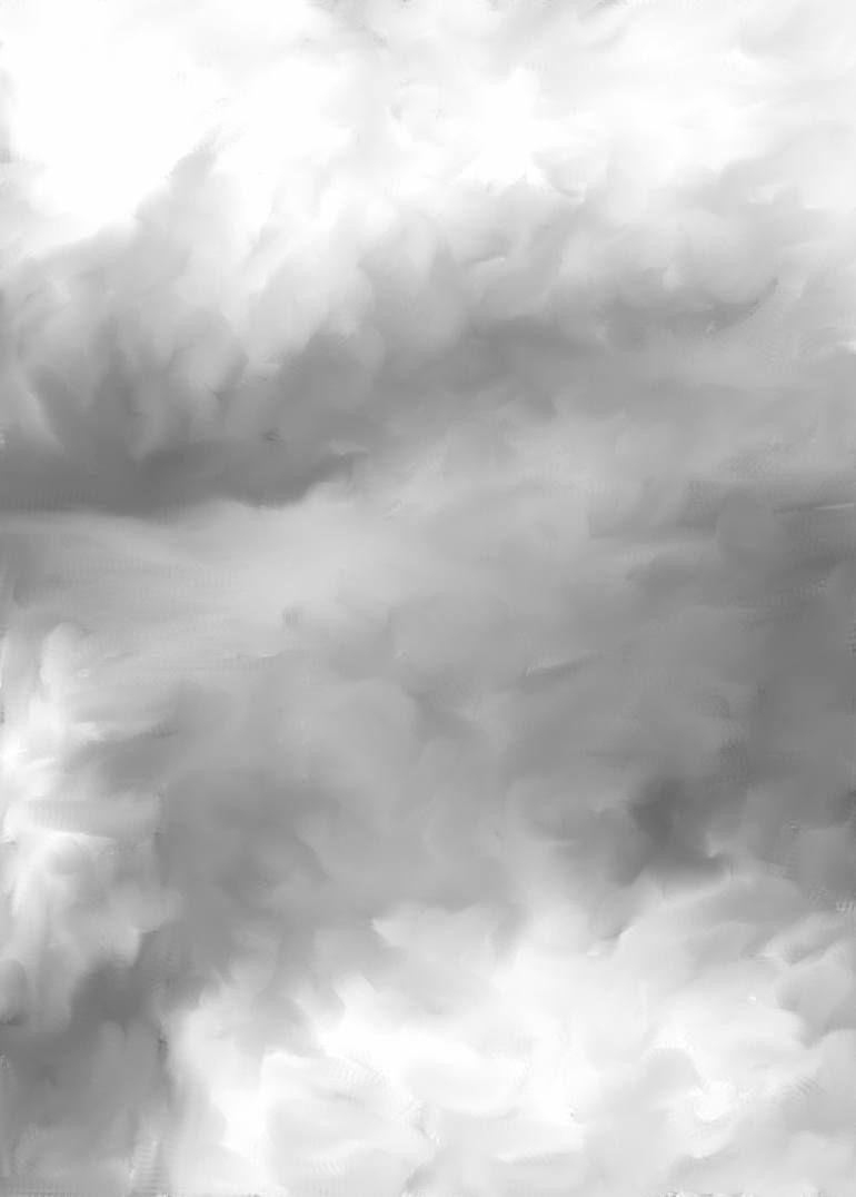 "Saatchi Art Artist Zodiak Paredes; Drawing, ""Smoke On The Water"" #art"