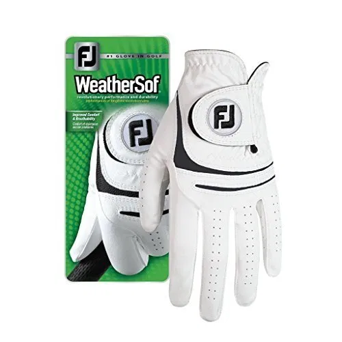 Footjoy New Improved Weathersof Mens Golf Glove Choose Your Hand Size World 1 Golf Glove Golf The Golf Apparel In 2020 Golf Fashion Gloves Golf Gloves