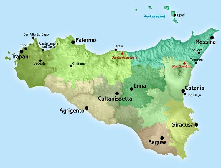 Lumoava Sisilia sivuston kuvat ja tekstit ovat kahden Sisilian matkan satoa toukokuussa 2013 ja syyskuussa 2014.