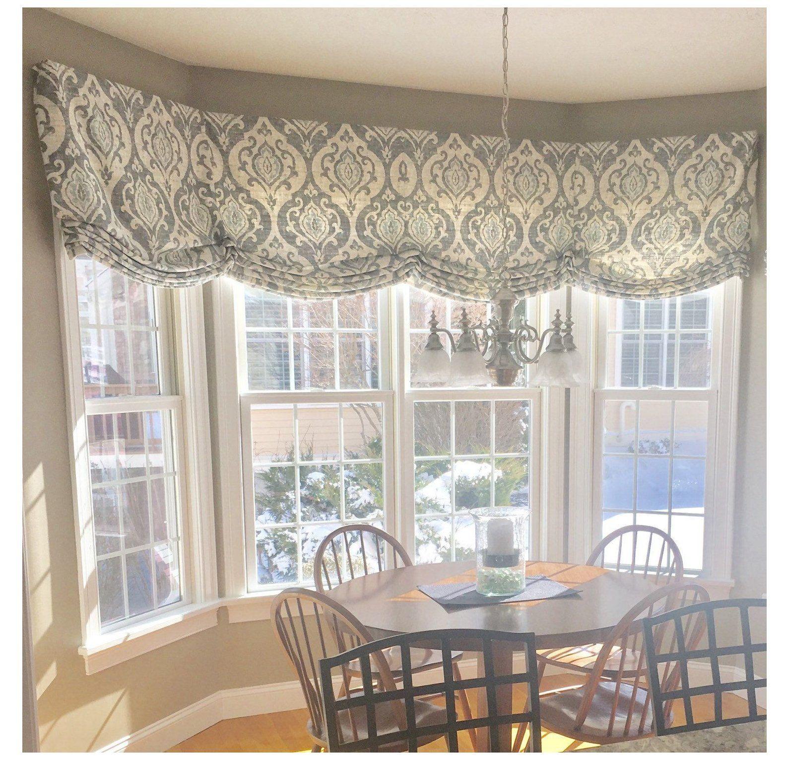 Pin By Trish Zatorski On Windows In 2020 Window Treatments Living Room Roman Shades Living Room Dining Room Windows