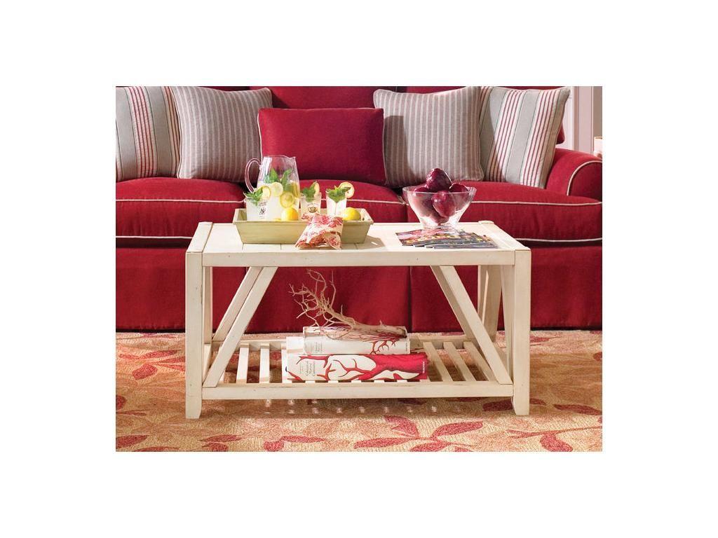Paula Deen By Universal Living Room Coffee Table 996819