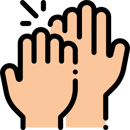 High Five Free Vector Icons Designed By Freepik Vector Icon Design Vector Free Freepik