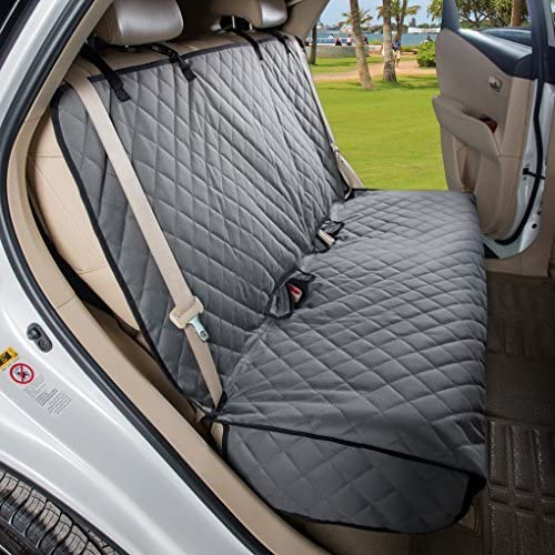 Amazon Com Viewpets Bench Car Seat Cover Protector Waterproof Heavy Duty And Nonslip Pet Car Seat Co In 2020 Pet Car Seat Covers Pet Car Seat Best Car Seat Covers