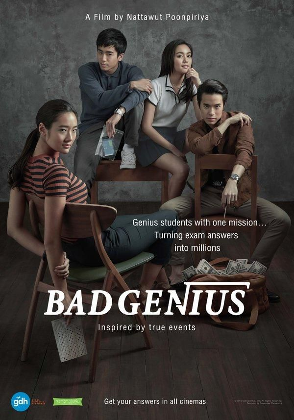 Nonton Bad Genius (2017) Sub Indo | Cinema21