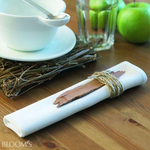 Tischdeko holz rinde  natural-natural | LittleBox | Pinterest | Tischdeko, Deko ideen ...