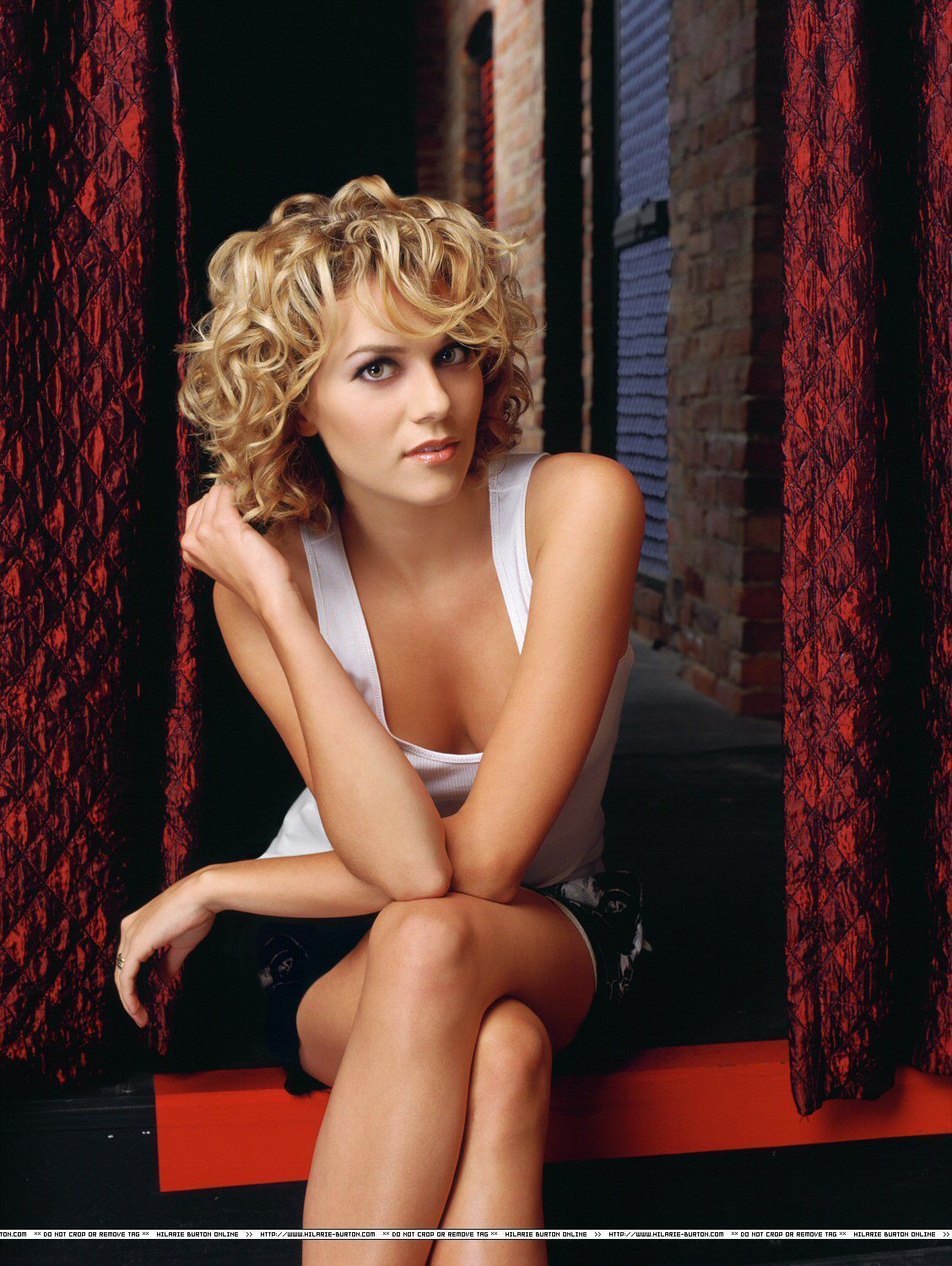 Peyton....She brought a certain artistic charm to One Tree Hill....I miss her character.