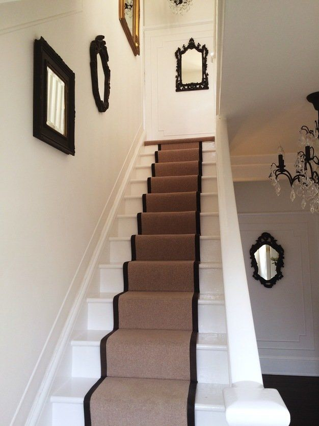 Best Hallway Stair Runners By At Jo Dunn Narrow Staircase 400 x 300