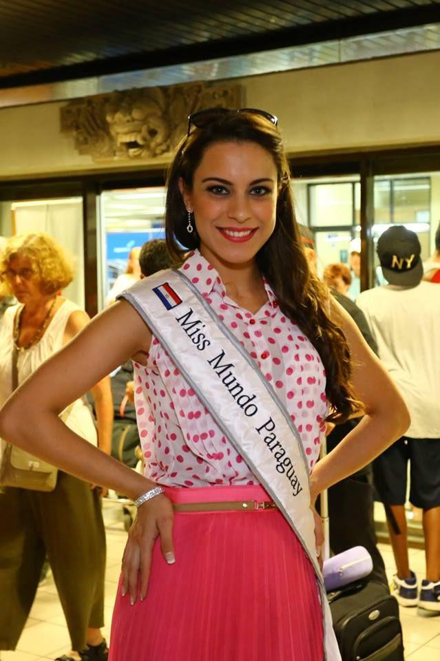 Azul Santacruz crowned Miss Supranational Paraguay 2017