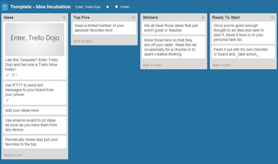 How the team at ThoughtBot uses Trello for Product Design and ...