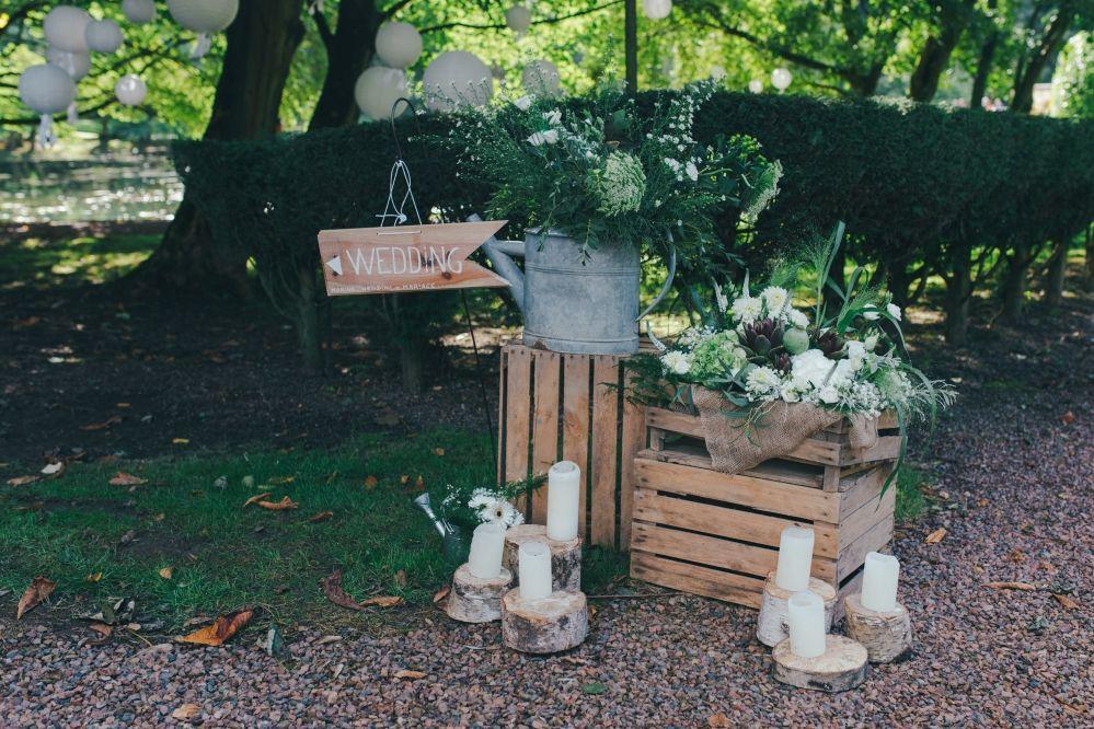 Un mariage simple et nature  Lille Idées Pinterest