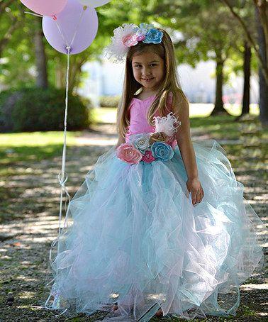loving this pink corset top  pastel long skirt  girls on