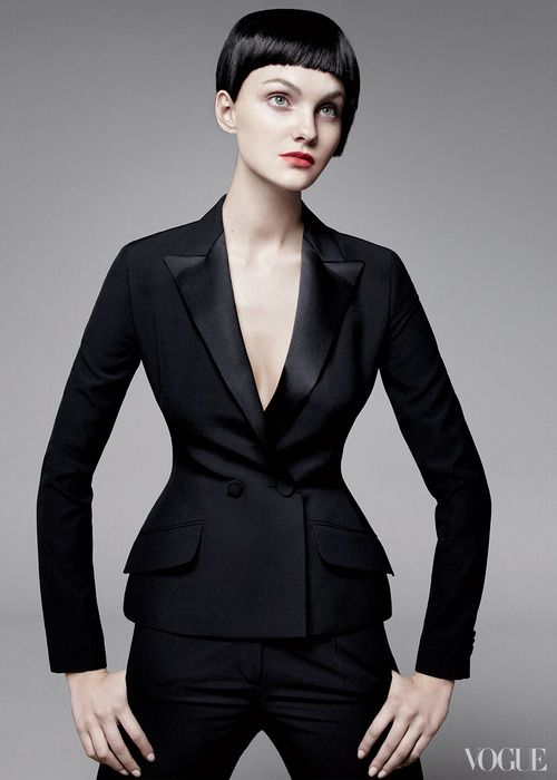 c26664983e2 Would love to own the orginal trouser suit - le smoking YSL | YSL ...