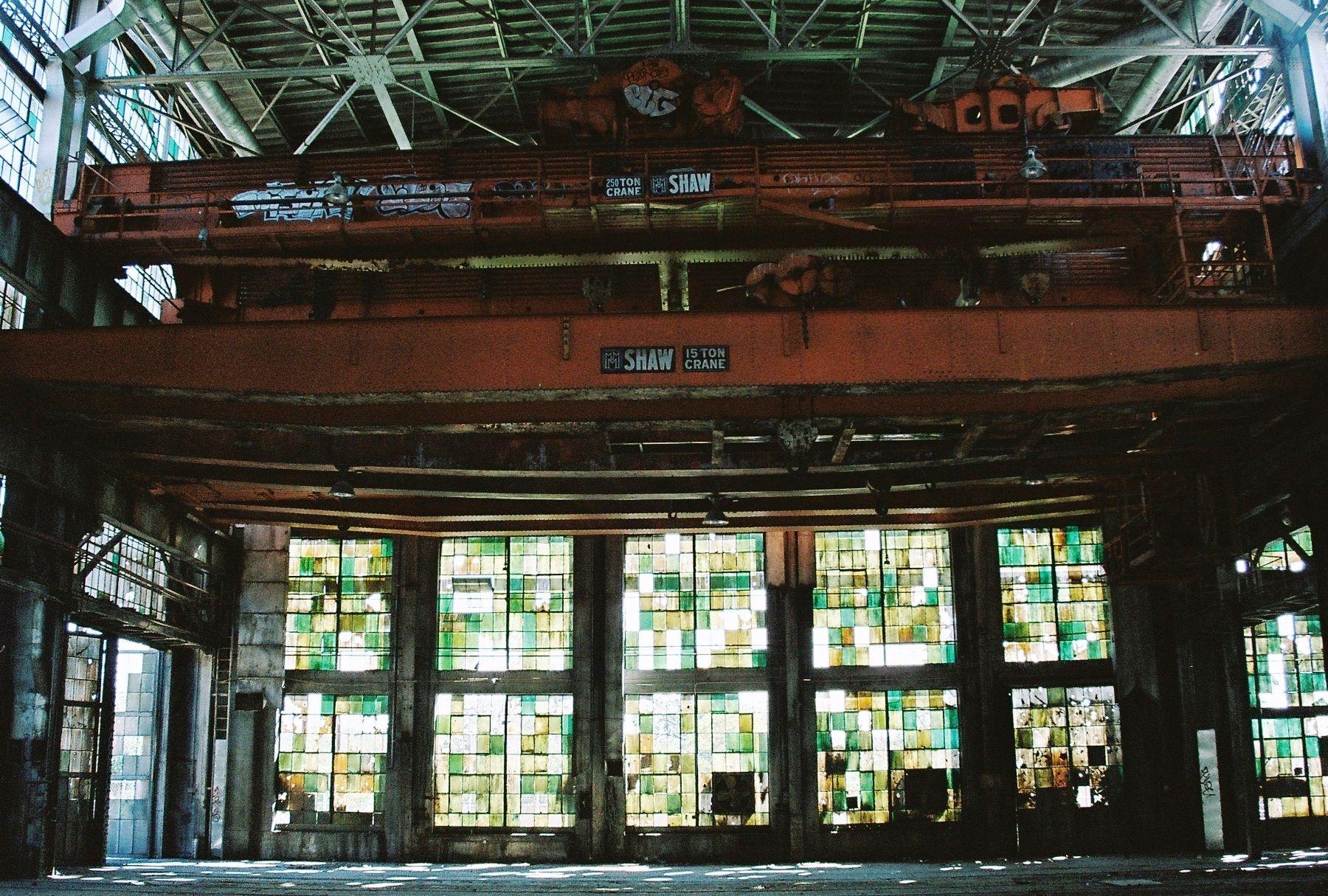 Industrial Elegance Vow Renewal | Albuquerque Railyards