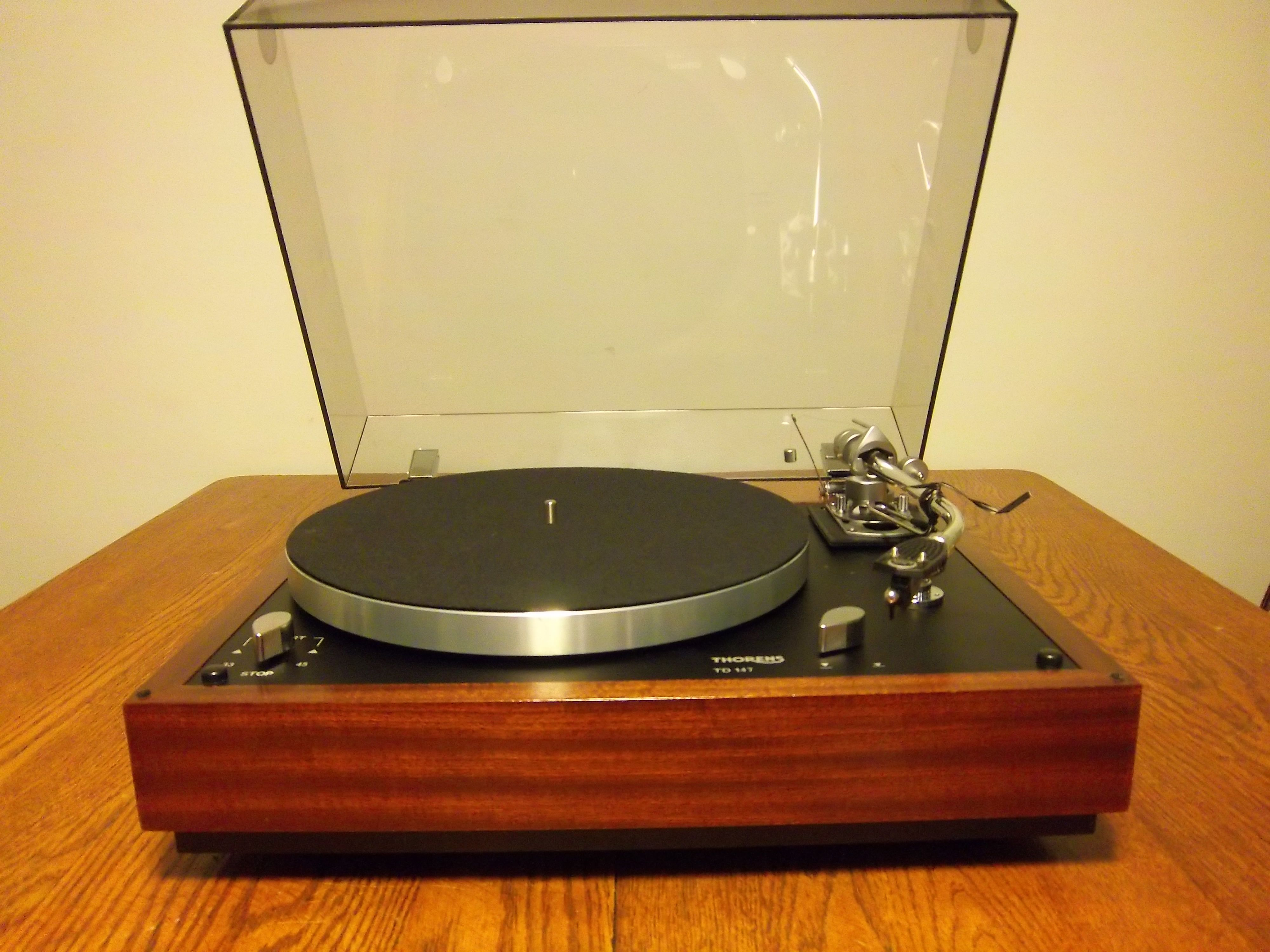 Thorens Td 147 Turntables Pinterest Audio And