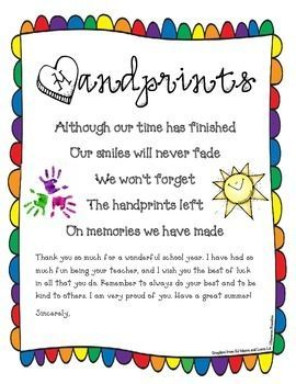 End of the year letter to parents from hearttoheartteaching from end of the year poem goodbye letter freebie from ccbrazel on ccuart Images