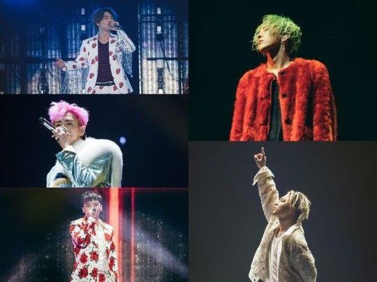 It's time to let BIG BANG go for a while… Hard to say goodbye - bigbangupdates