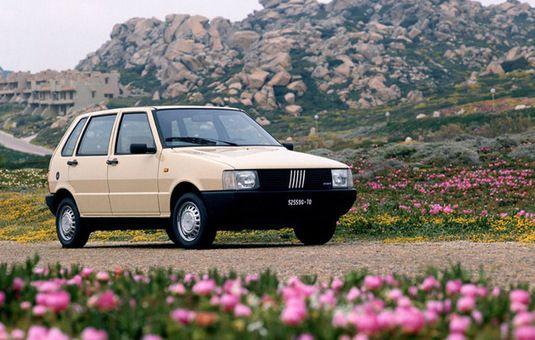 Jarig Fiat Uno Viert Deze Maand 30 Ste Verjaardag Met