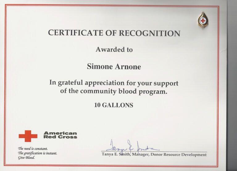 Redcross Org Certificate