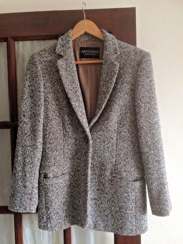 1df1c8fa2 Ladies designer Jacket size GB 8 by Artigiano #fashion #clothing ...