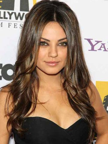 Hair Color Ideas For Brunettes | Long Brunette Hair Styles | Hairstyles  Trendy