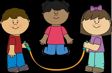 Kids Jumping Rope Clip Art Rope Art Kids Clipart Jump Rope