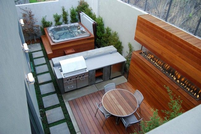 Change The Way You Relax With The Help Of An Outdoor Jacuzzi Home