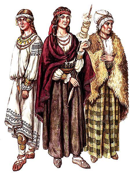 традиции русского платка