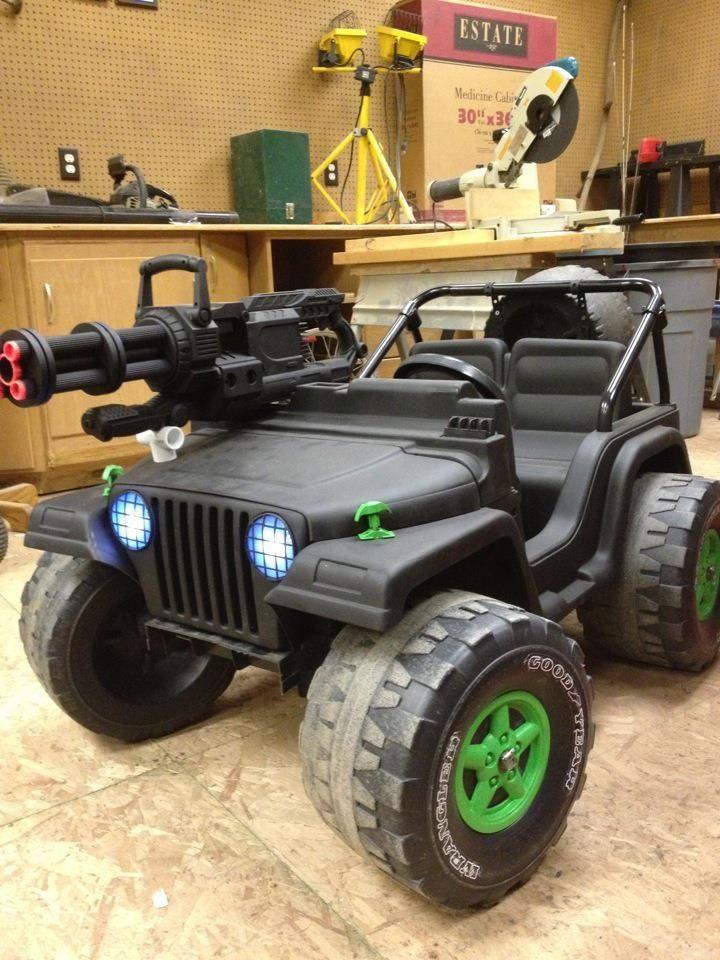 Custom Jeep Power Wheels Https M Facebook Com Photo Php Fbid