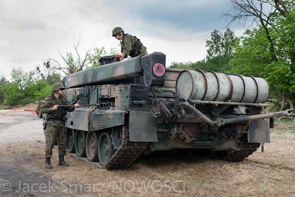 Ćwiczenia wojskowe ANAKONDA 2016 w Toruniu - Zdjęcie #211817 - Nowości - Dziennik Toruński, Toruń, Kujawy i Pomorze - aktualności, informacje, artykuły, wydarzenia.
