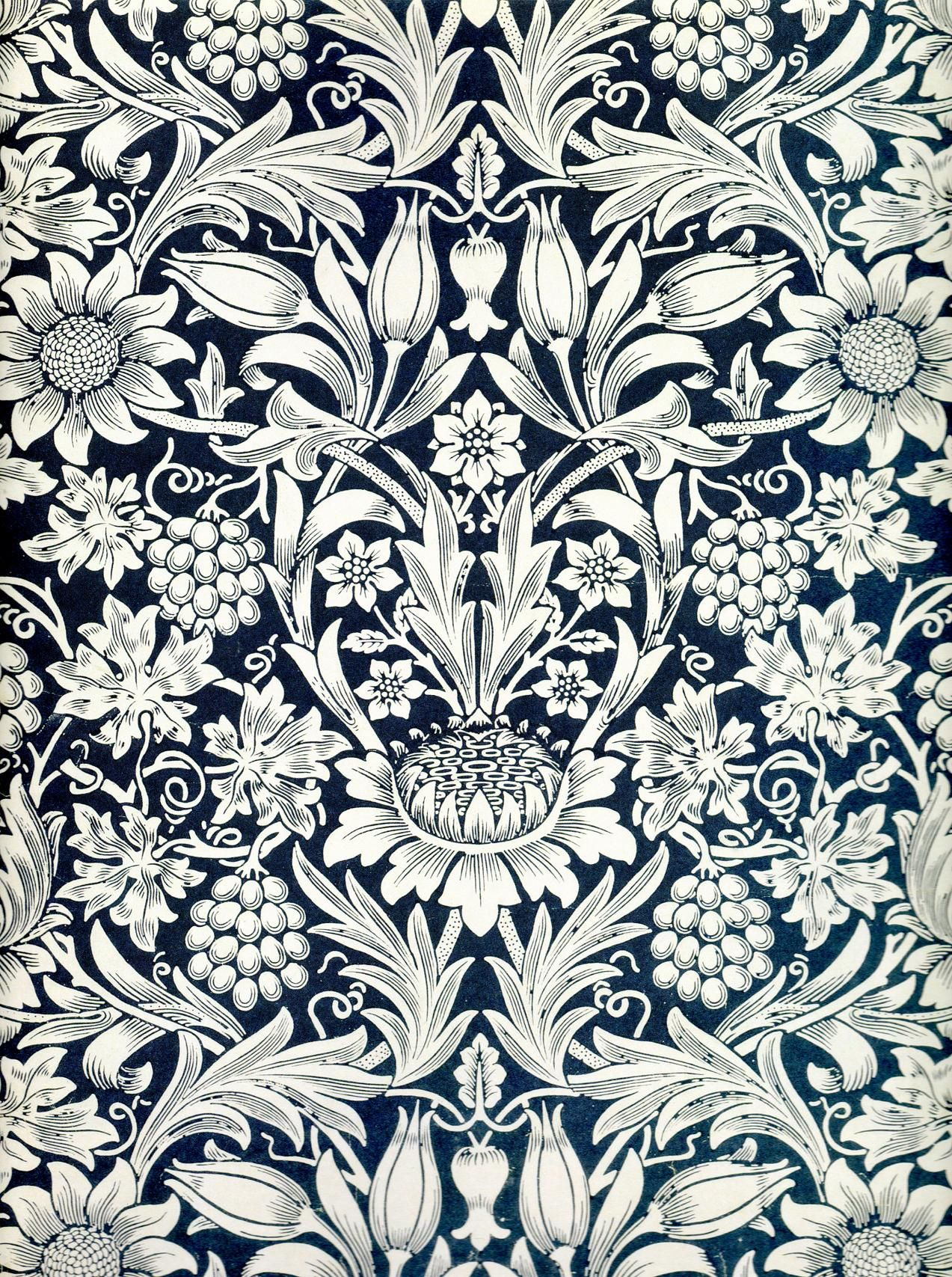 William Morris Arts & Crafts Pinterest William