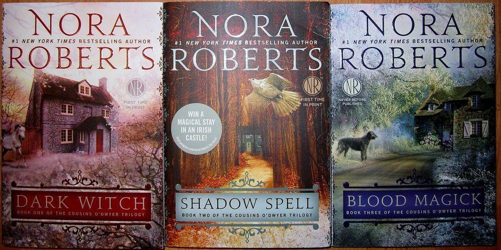 blood magick nora roberts read online free