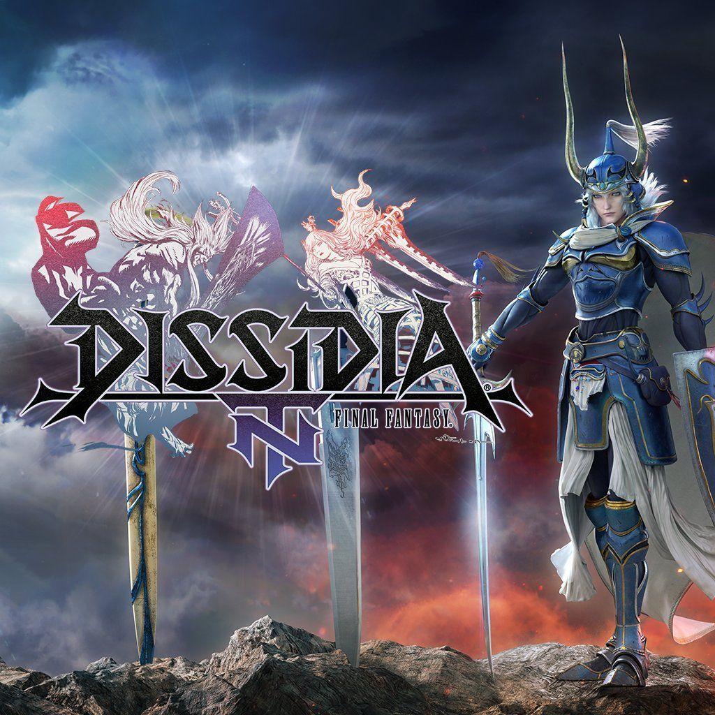 New Games DISSIDIA FINAL FANTASY NT (PS4) Final