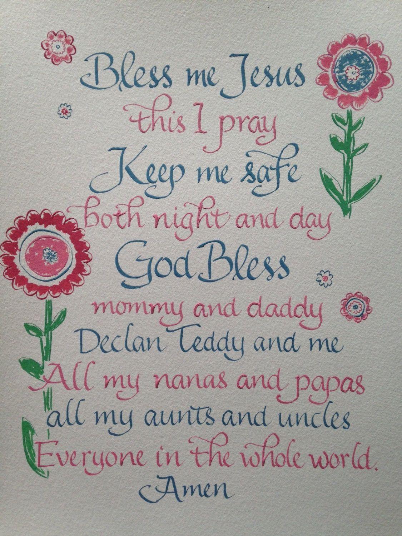 14 Ways to Do Bedtime Prayer with Your Kids - pbgrace.com
