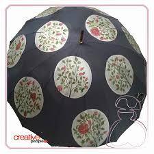 Resultado de imagen de paraguas pintados a mano paso a paso
