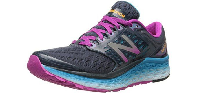New Balance Women's W1080V6 - Running Shoes for Supination ...